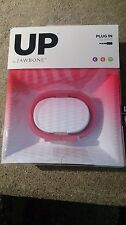 Jawbone UP Red Fitness Tracker, Large , factory sealed