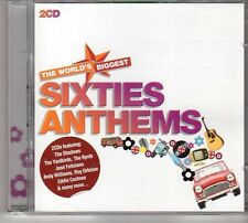 (FD313A) The World's Biggest Sixties Anthems, 41 tracks - 2CDs - 2012