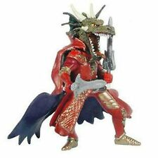 PAPO 38925 UOMO DRAGO 2 SPADE DRAGON MAN WITH 2 SWORDS ANNO 2005 FUORI CATALOGO