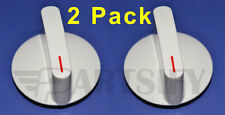 2 PACK! NEW! PS271094 WASHER / DRYER SELECTOR KNOB FOR GE AND HOTPOINT