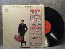 33 RPM LP Record Stan Freberg The United States Of America Capitol SW 1573