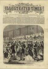 1869 Grand Fancy Fair South Kensington To Help Alexandra Orphanage