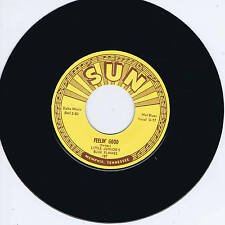 LITTLE JUNIOR PARKER - FEELIN' GOOD (Top 10 SUN label BLUES Bopper) ROCKABILLY
