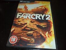 Far Cry 2     pc game