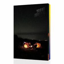 BTS - Young Forever (Night ver.), 2CD + 112p Booklet + Photocard + Folded Poster