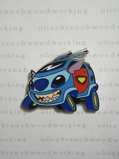 2013 Disney Theme Parks Characters As Cars STITCH Experiment 626 Car Pin