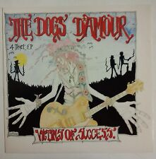 "The Dogs D'Amour Victims Of Success Maxisingle 12"" UK 1990"