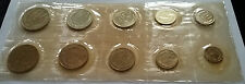 RUSSIA 1968 Leningrad Mint Set Coins Of The USSR In SEALED in Original Plastic