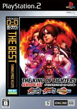PS2 The King of Fighters Orochi The Best Japan