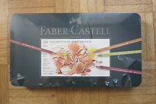 Faber Castell 120 Color Pencils Polychromos NEW Sealed FreeShip From EU Colours