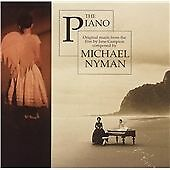 MICHAEL NYMAN [ CD 1993 ] THE PIANO - SOUNDTRACK  - EXCELLENT CONDITION