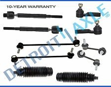 New 10pc Complete Front and Rear Suspension Kit for 2007 - 2011 CR-V USA Models
