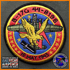 70th Anniv B-17 Memorial Patch 8th AF 379th Bomb Group 526th Bomb Squadron USAAC