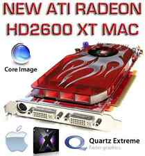 New Apple Mac Pro ATI Radeon HD 2600 XT 256MB PCI-E Video Card HD2600XT   7300