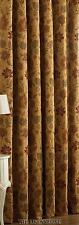 66 x 84 drop (168x214cm) HEAVY WEIGHT ANTIQUE GOLD DOOR CURTAIN.PERIOD STYLE