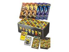 Pokemon Center Card Sun & Moon Special BOX SECRET TEAMS ver Skull Rocket Pikachu
