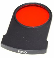 YASHICA C/Y 500mm f8 Red R60 - Rear Mounting - ===Mint===