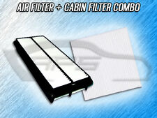 AIR FILTER CABIN FILTER COMBO FOR 2006 2007 HONDA ACCORD - 3.0L MODEL ONLY