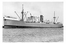 rp15593 - Port Line Cargo Ship - Port Alma , built 1928 - photo 6x4