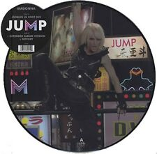 Madonna Jump  limited edition Picture Disc Uk 12""