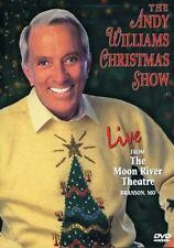 Andy Williams Christmas Show (2004, DVD NIEUW)