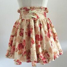 LIZ LISA Skirt Rose Angel Kawaii Japanese Gayru Fashion Lolita Hime