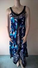 WOMENS NEW CROSSROADS SLINKY WATERFALL DRESS SIZE14 NEW WITH TAG