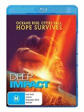 Deep Impact Blu Ray new and Region All
