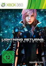 Lightning Returns: Final Fantasy XIII für Xbox 360 *TOP* (mit OVP)