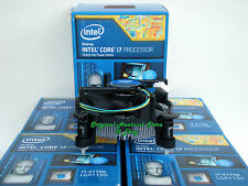 Intel i7 Cooling Fan for i5 2XXX 3XXX 4XXX Series Socket 115X CPU Processor New