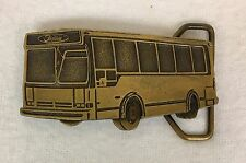 Vintage Brass Fixible Bus Belt Buckle