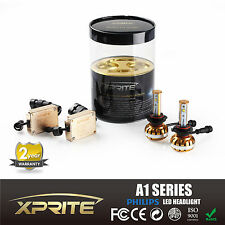 Xprite A1 Series Philips 9006 HB4 LED Headlight Conversion Kit 60W 7800 Lumen