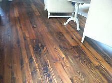 "Wide Plank prefinished heart pine flooring Tavern grade 6"" 8"" and 10"" 4 colors"