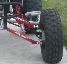 400EX,TRX400EX +3+1 A-ARMS RED (FULLFLIGHT) LIFETIME WARRANTY!!!