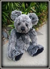 "Retired Charlie Bears ""Macy"" 12"" Plush Teddy Bear ~ New With Tags"