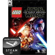 LEGO STAR WARS THE FORCE AWAKENS PC STEAM KEY