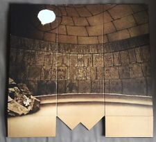 Hot Toys 1/6 DX05 Indiana Jones Double side-printed diorama cardboard