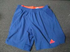 2012 US Open Men's Jo-Wilfried Tsonga Signed Match Used Worn Adidas Shorts
