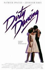 Movie Posters # 22 - 8 x 10 Tee Shirt Iron On Transfer Dirty Dancing