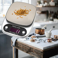 Mini Portable Scales Precision Kitchen Electronic Balance Weight Grams10kg/0.1g