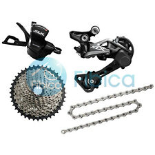 New 2017 Shimano SLX M7000 11-speed Drivetrain Group Groupset Derailleur Set