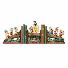 Disney Snow White And The Seven Dwarfs Bookends Collection Bradford Exchange
