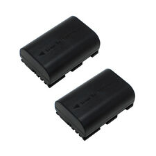2 x LP-E6 LPE6 Battery For Canon 5D Mark II 5D Mark III 60D 7D, USA Seller