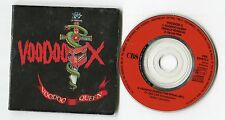 Voodoo X - 3-INCH-cd-single VOODOO QUEEN © 1989 - 654 873 3 - ritual mix +2