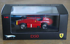 Hot Wheels Elite 1/43 Ferrari D50 Juan Fangio 1956 F1 World Champion