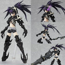 Anime Insane Black Rock Shooter Variable Doll PVC Action Figure Figma 041 No Box