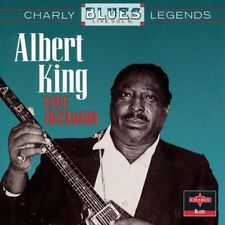 Albert King Live in Canada CHARLY RECORDS CD 1995 RAR!