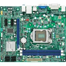 Intel DH61BF Intel H61 Socket 1155 mATX Motherboard w/DVI, Video, Audio & GbLAN