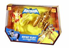 BATMAN THE BRAVE AND THE BOLD ROCKET BLAST W/ FIRESTORM *NEW*