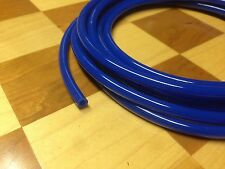 "Dental Air/Water Supply Tubing Hose Polyurethane Blue 1/8"" ID 1/4"" OD 10 feet"